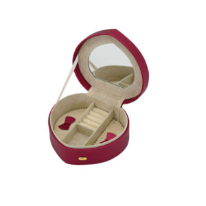 Шкатулка для украшений Jardin D'Ete, цвет бордовый 57584
