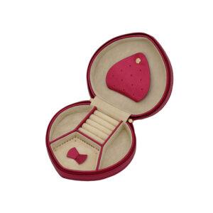 Шкатулка для украшений Jardin D'Ete, цвет бордовый 57588