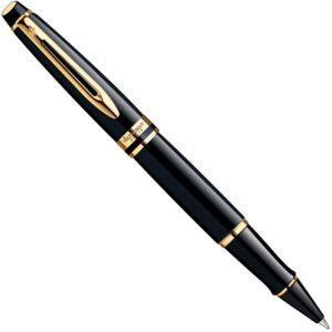 Ручка-роллер Waterman Expert - Black GT S0951680