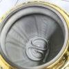 Самовар 3 л. с подносом и чайником Яблочный узор форма Рюмка 57407 109136