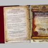 """Родословная книга """"Древо"""" кожаная обложка, с латунной накладкой """"Древо"""" 56954 109166"""