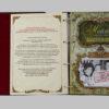"""Родословная книга """"Древо"""" кожаная обложка, с латунной накладкой """"Древо"""" 56954 109169"""