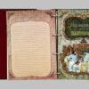 """Родословная книга """"Древо"""" кожаная обложка, с латунной накладкой """"Древо"""" 56954 109170"""