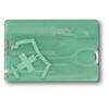 Швейцарская карточка VICTORINOX Classic Fresh Energy Special Edition 2020, 10 функций 88584