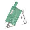 Швейцарская карточка VICTORINOX Classic Fresh Energy Special Edition 2020, 10 функций 88586