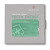 Швейцарская карточка VICTORINOX Classic Fresh Energy Special Edition 2020, 10 функций 88588