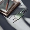 Швейцарская карточка VICTORINOX Classic Fresh Energy Special Edition 2020, 10 функций 88589