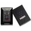 Зажигалка Zippo (зиппо) №49259 Samurai Helmet Design 88598