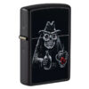 Зажигалка Zippo (зиппо) №49254 Bar Skull Design