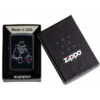 Зажигалка Zippo (зиппо) №49254 Bar Skull Design 88698