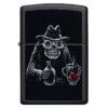 Зажигалка Zippo (зиппо) №49254 Bar Skull Design 88699