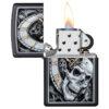 Зажигалка Zippo (зиппо) №29854 Skull Clock Design 88772