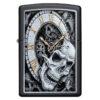 Зажигалка Zippo (зиппо) №29854 Skull Clock Design 88773