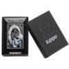 Зажигалка Zippo (зиппо) №29854 Skull Clock Design 88777