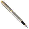 Перьевая ручка Parker IM Core - Brushed Metal GT 1931649