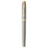Перьевая ручка Parker IM Core - Brushed Metal GT 1931649 36441