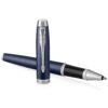 Ручка-роллер Parker IM Core - Matte Blue CT 1931661 36410