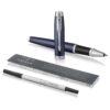 Ручка-роллер Parker IM Core - Matte Blue CT 1931661 36412
