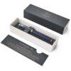Ручка-роллер Parker IM Core - Matte Blue CT 1931661 36414
