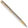 Перьевая ручка Parker IM Premium - Grey GT 1931684