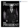 """Ежедневник """"Я президент"""", 80 листов, А5 42442"""