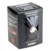 Чехол для зажигалки Zippo LPTBK с петлёй 36714