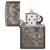 Зажигалка Zippo (зиппо) №49074 Elephant Fancy Fill Design 88813