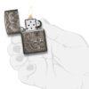 Зажигалка Zippo (зиппо) №49074 Elephant Fancy Fill Design 88814