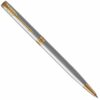 Шариковая ручка Parker Sonnet Core Slim - Stainless Steel GT 1931508