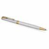 Шариковая ручка Parker Sonnet Core Slim - Stainless Steel GT 1931508 42147