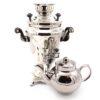 Самовар 1.5 л. с чайником Тюльпан 44204