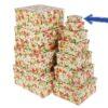 """Подарочная коробка 5,5х5,5х3см """"Акварель"""" 45928"""