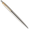 Гелевая ручка Parker Jotter Core - Stainless Steel GT 2020647