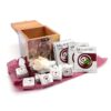 Набор Краснодарский чай кубики пакетики сахар Краснодар 45117 58691