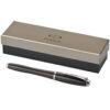 Ручка-роллер Parker Urban Premium - Ebony Metal Chiselled S0911490 38670