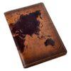 """Обложка на паспорт """"Карта мира"""" 45181 83680"""