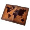 """Обложка на паспорт """"Карта мира"""" 45181 83681"""